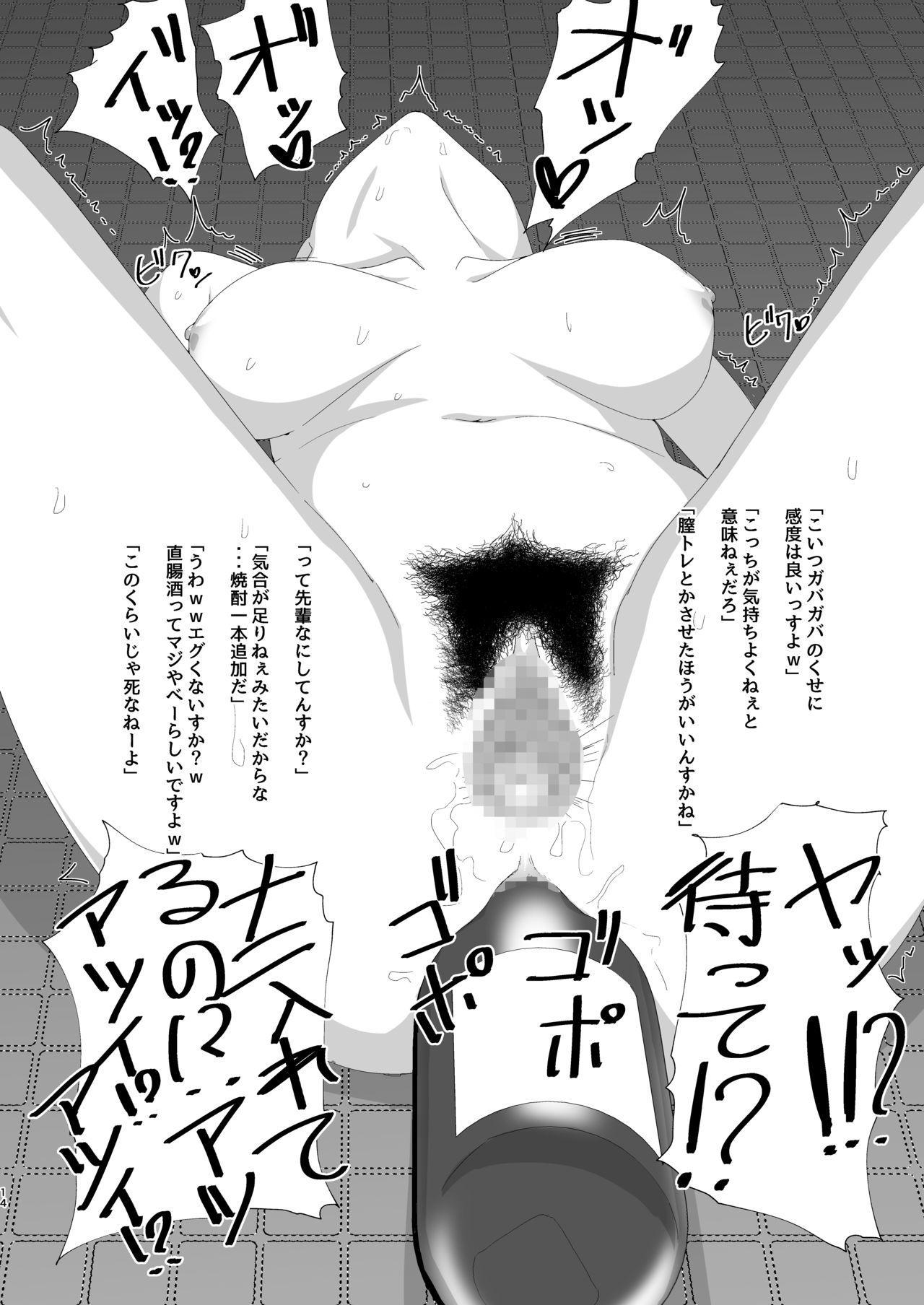 The women of House Ryougi 12