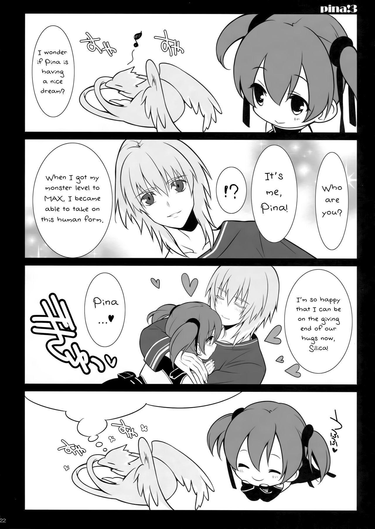 (C83) [ROYAL CROWN (Kisaragi Mizu)] Onii-chan ni wa Himitsu. | A secret to Onii-chan. (Sword Art Online) [English] [EHCOVE] 20