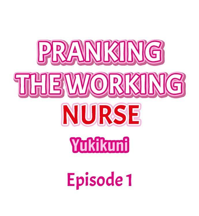 Pranking the Working Nurse Ch.4/? 1