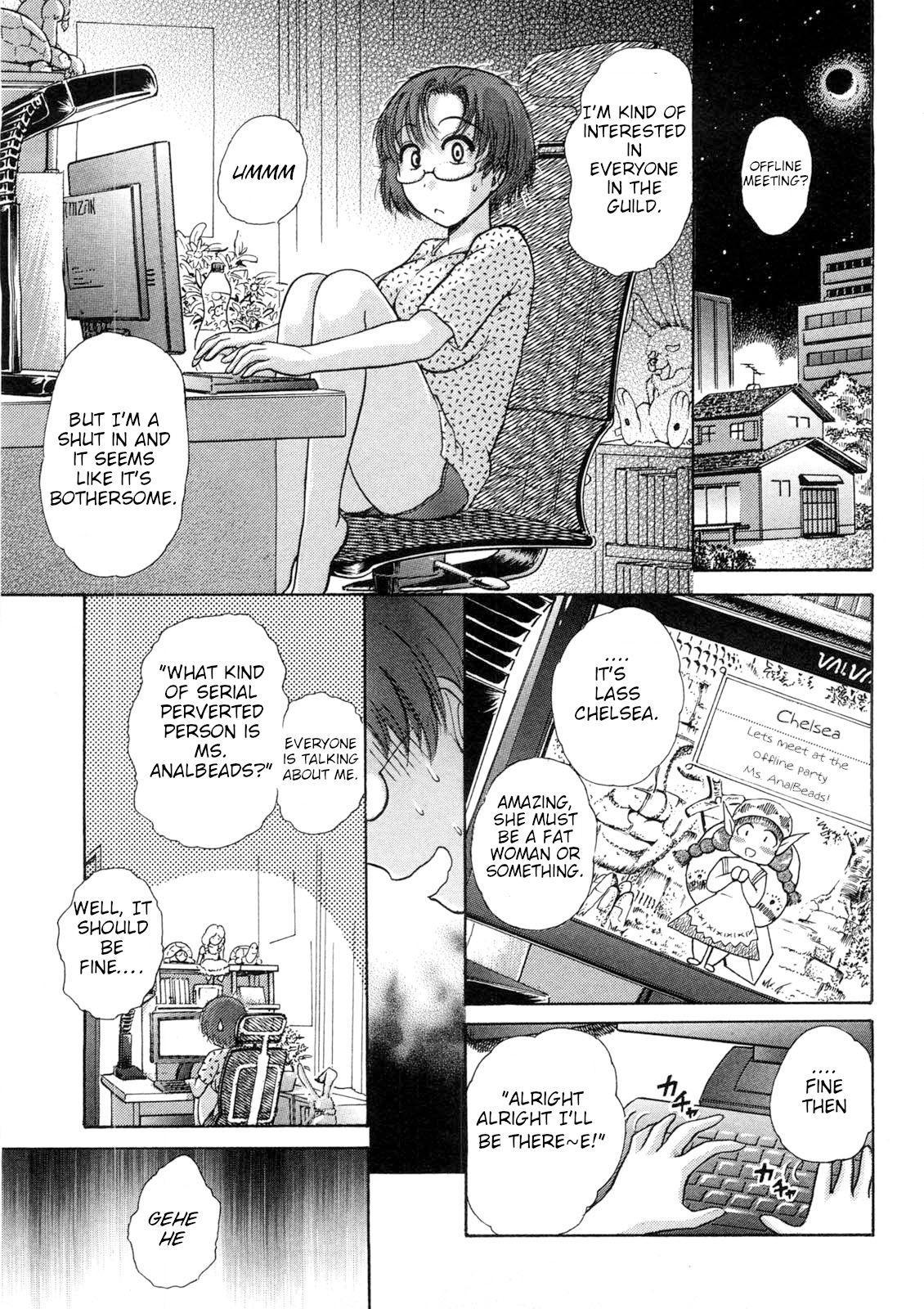 [Ayasaka Mitsune] Net Off-kai | Net-Off Party (Hikikomori na Kanojo to ×××suru Houhou) [English] [slimppy] 0