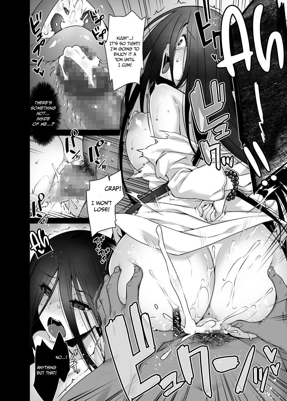 [Himeya (Abe Inori)] Rental Tanetsuke Oji-san Ghost ~Tera Umare no Tanetsuke Oji-san Yuurei to Nonstop Hame Jorei~ [English] [DKKMD Translations] [Digital] 16