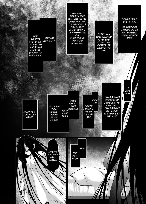 [Himeya (Abe Inori)] Rental Tanetsuke Oji-san Ghost ~Tera Umare no Tanetsuke Oji-san Yuurei to Nonstop Hame Jorei~ [English] [DKKMD Translations] [Digital] 6