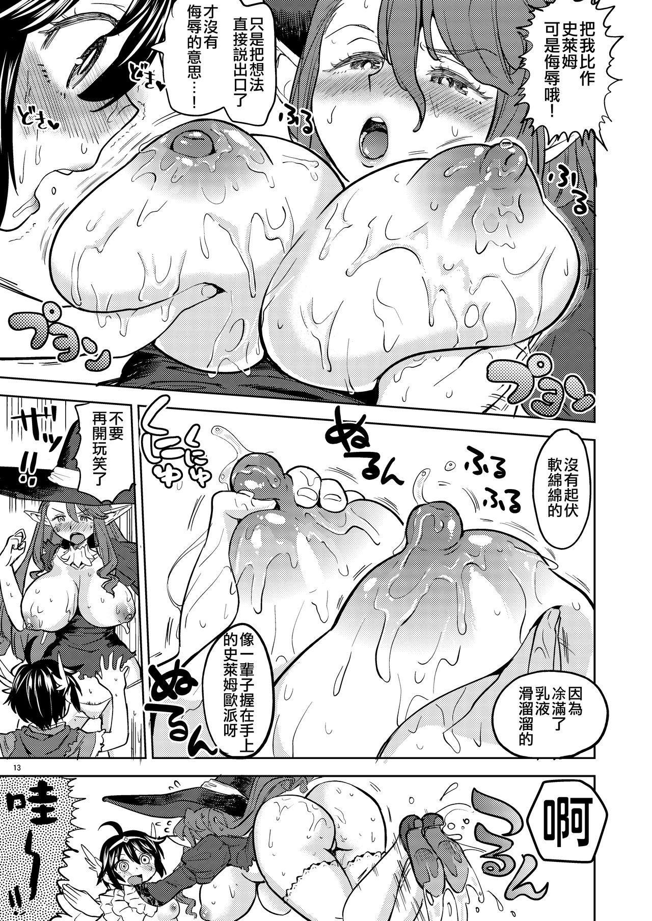 Onna Yuusha ni Tensei Shitara Mazoku no Tsuma ga 5-nin mo Irurashii 3 | 我轉生成爲女勇者后魔族的妻子居然有5人 3 14