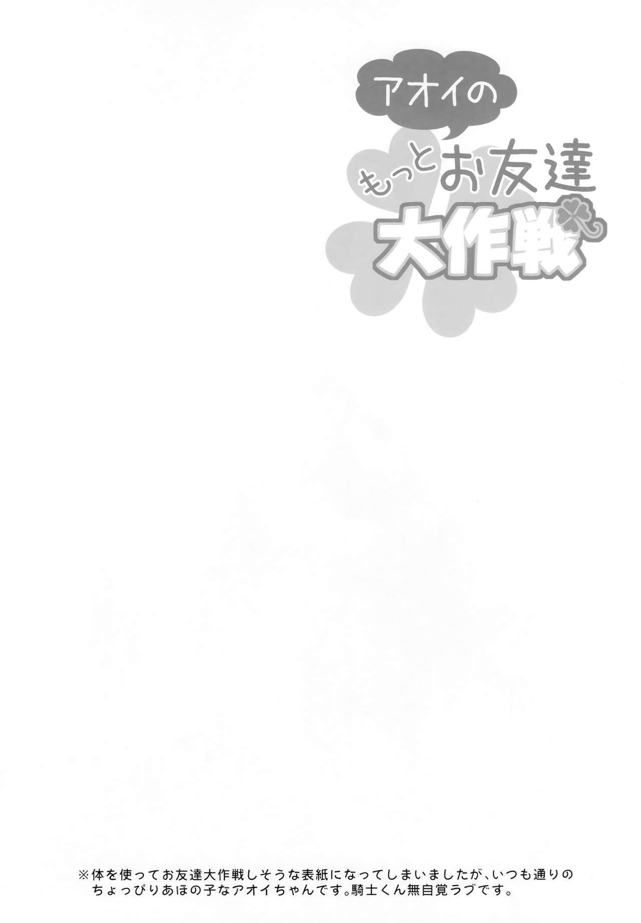 Aoi no Motto Otomodachi Daisakusen 2