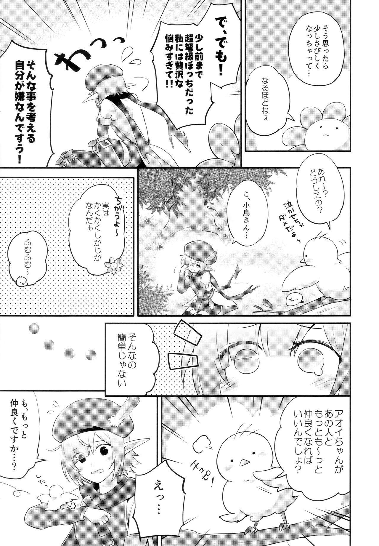 Aoi no Motto Otomodachi Daisakusen 5