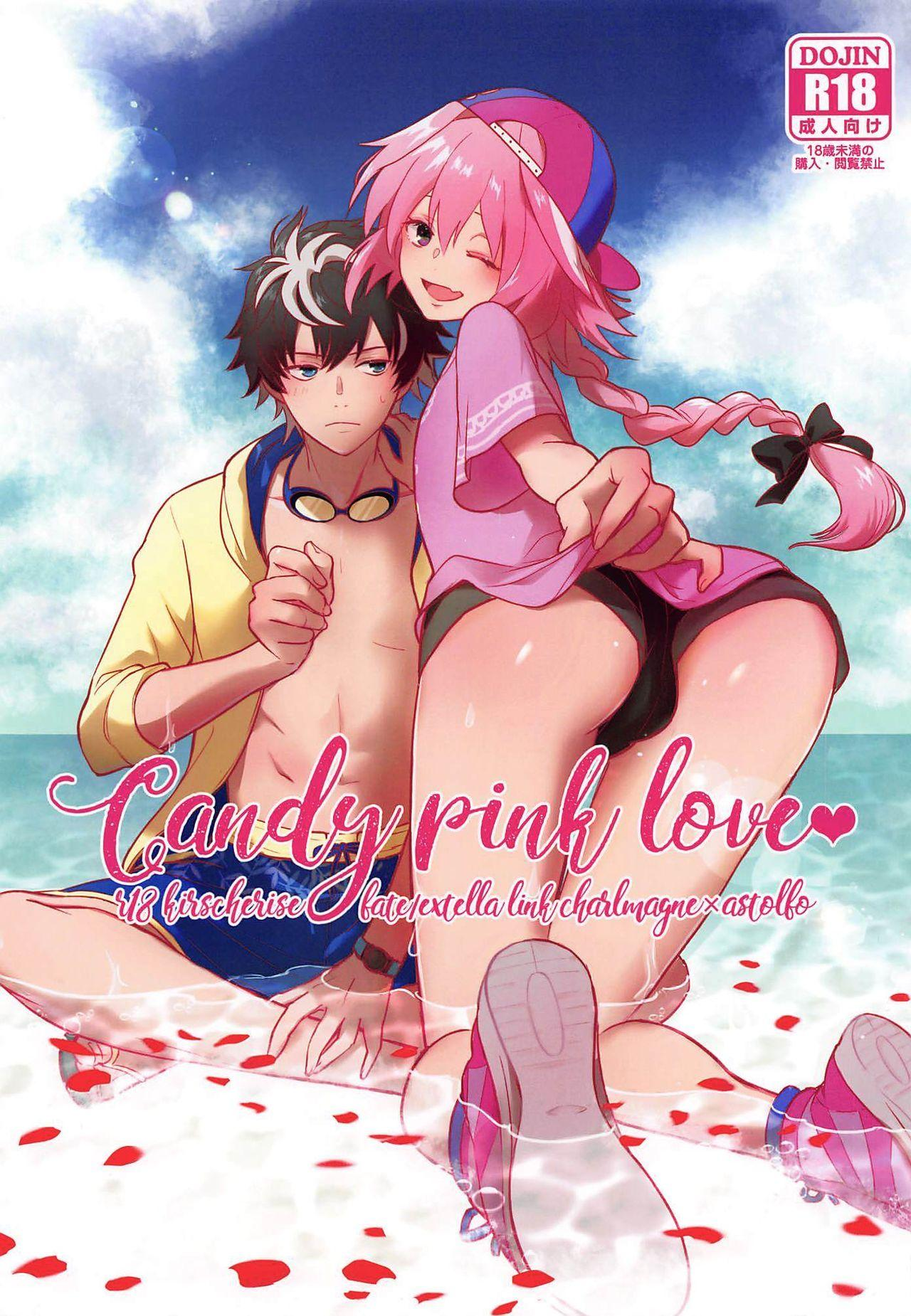 Candy Pink Love 0