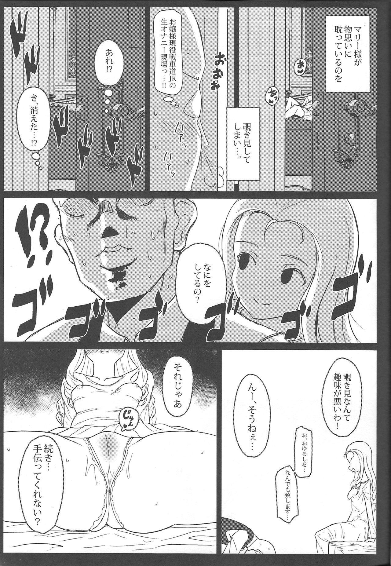 Marie-sama no Himegoto 3