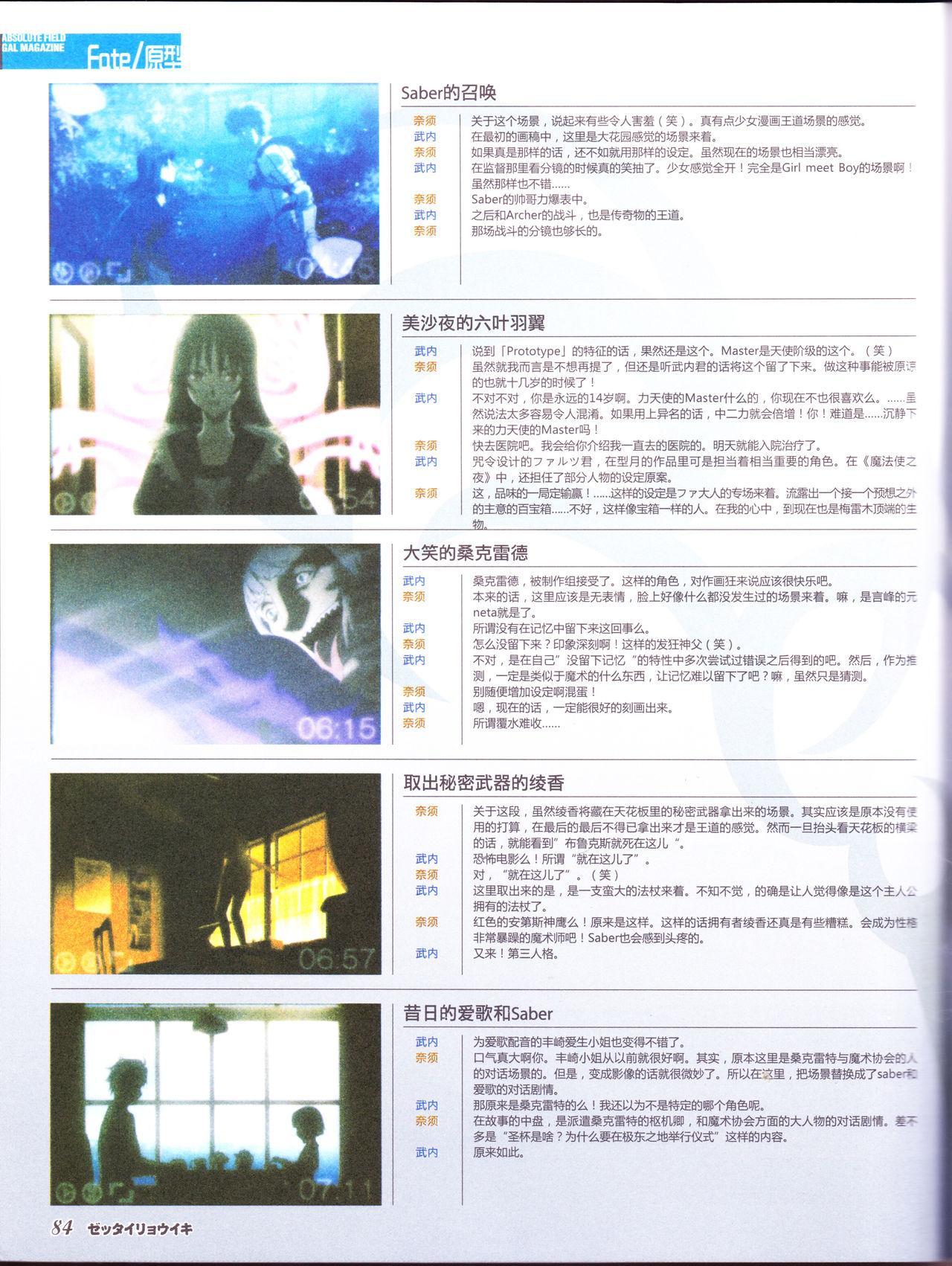 zettairyouiki TYPE-MOON 85