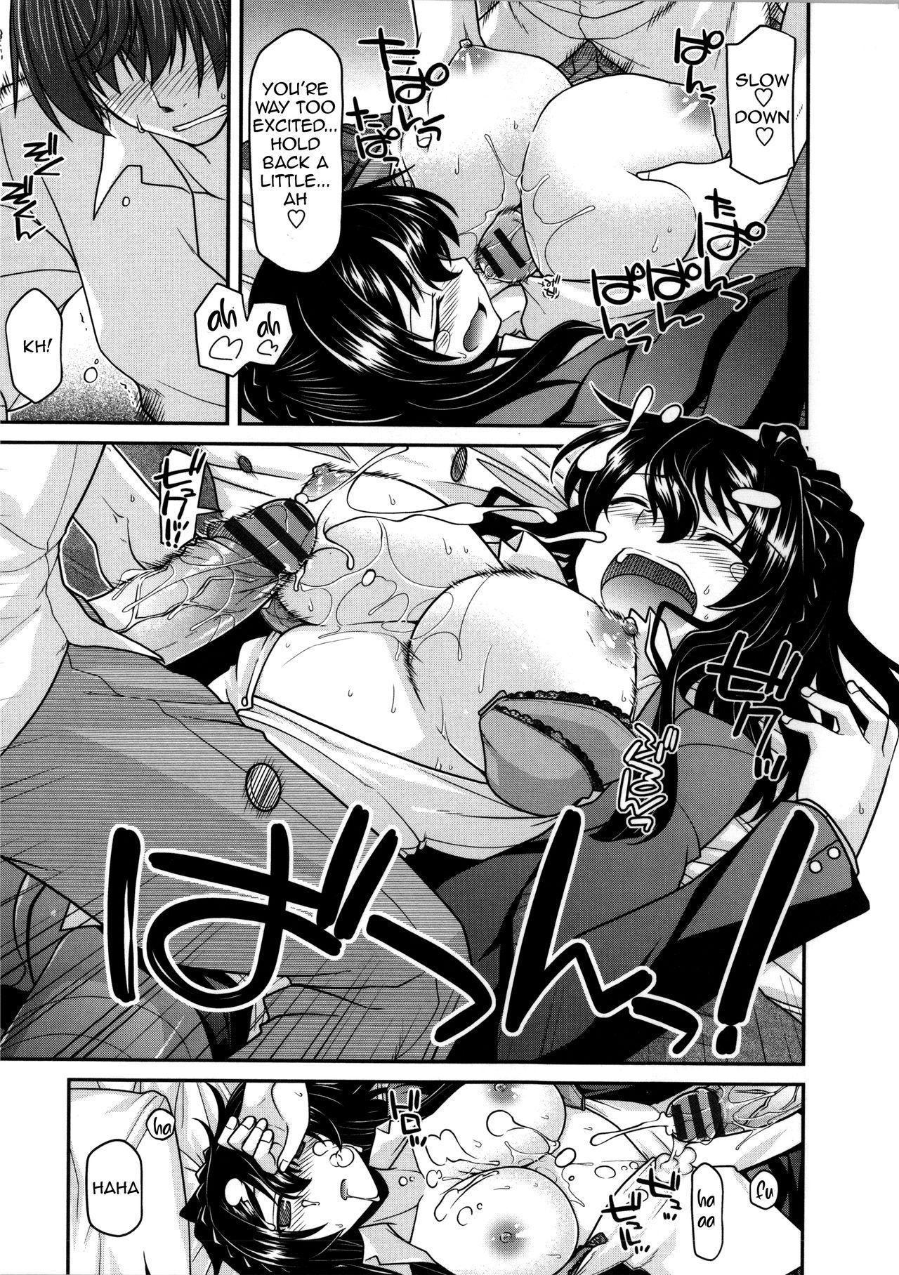 Yamato Nadeshiko Breast Changes Ch 0, 7-9 17