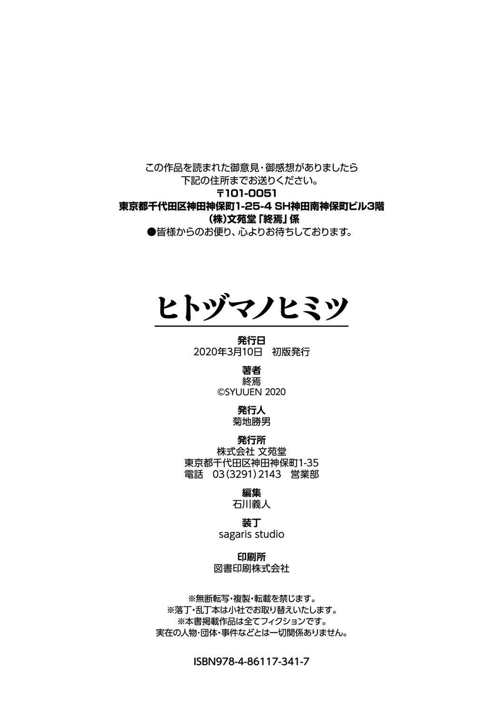 Hitozuma no Himitsu - Secret Wife 206