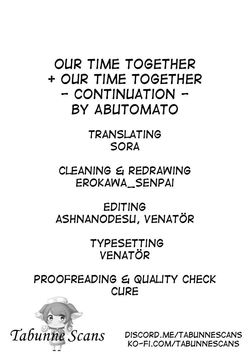 [Tomato Nouen (Abutomato)] Futari no Jikan + Futari no Jikan -Zoku- | Our time together + Our time together - continuation - (Puella Magi Madoka Magica) [English] [Tabunne Scans] [Digital] 40