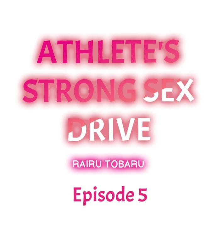 Athlete's Strong Sex Drive Ch. 1 - 9 37
