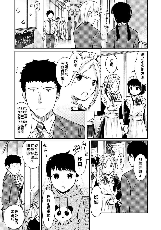 1LDK+JK Ikinari Doukyo? Micchaku!? Hatsu Ecchi!!?   1LDK+JK 突然間展開同居? 極度貼近!?初體驗!? Ch. 18-22 57