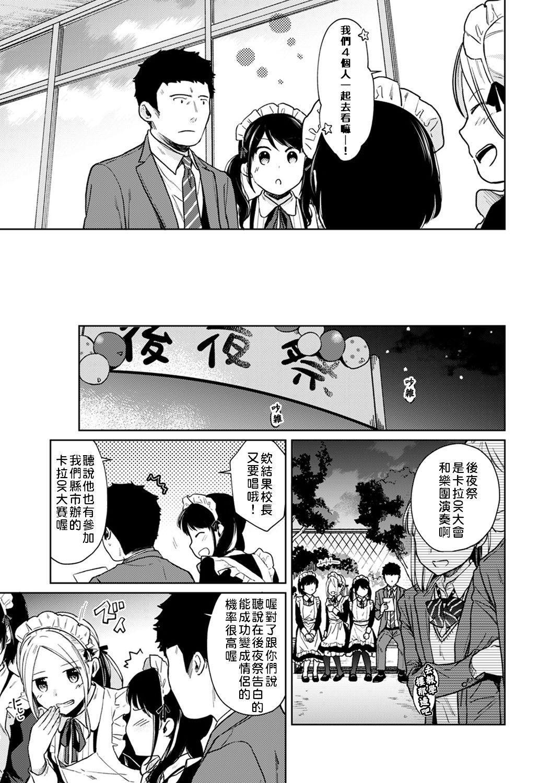 1LDK+JK Ikinari Doukyo? Micchaku!? Hatsu Ecchi!!?   1LDK+JK 突然間展開同居? 極度貼近!?初體驗!? Ch. 18-22 59