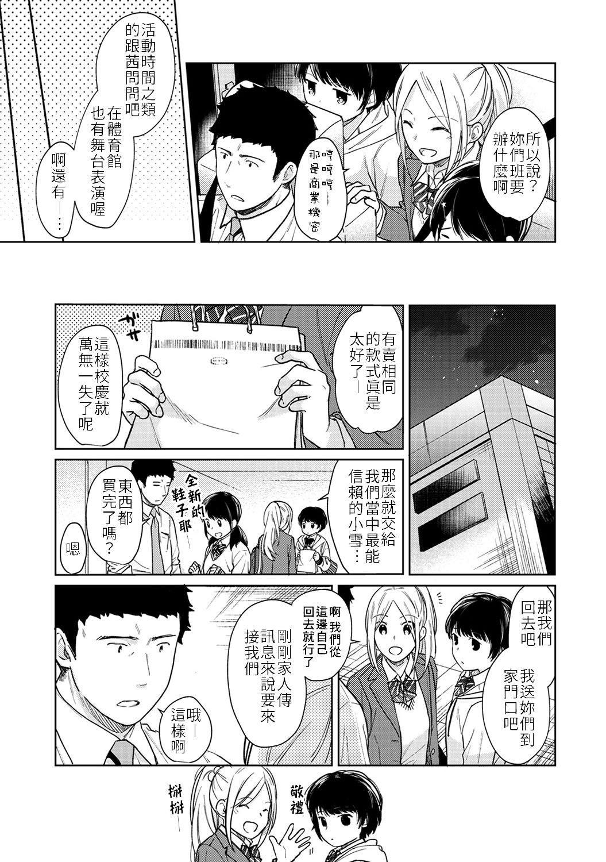 1LDK+JK Ikinari Doukyo? Micchaku!? Hatsu Ecchi!!?   1LDK+JK 突然間展開同居? 極度貼近!?初體驗!? Ch. 18-22 7