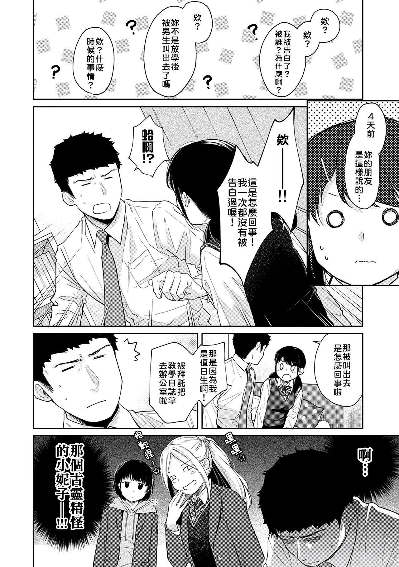 1LDK+JK Ikinari Doukyo? Micchaku!? Hatsu Ecchi!!?   1LDK+JK 突然間展開同居? 極度貼近!?初體驗!? Ch. 18-22 97