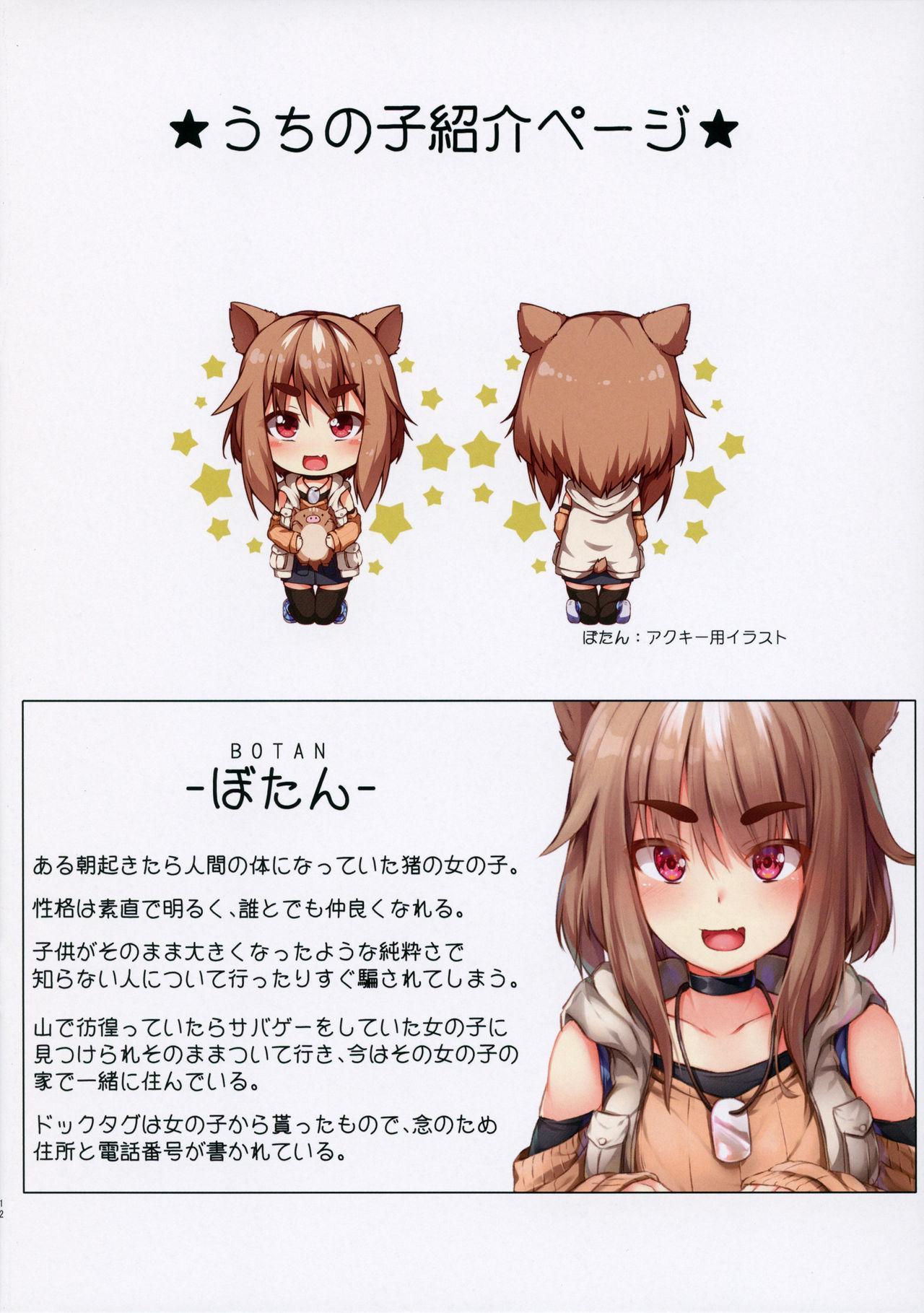 UCHINOKO ART BOOK 10