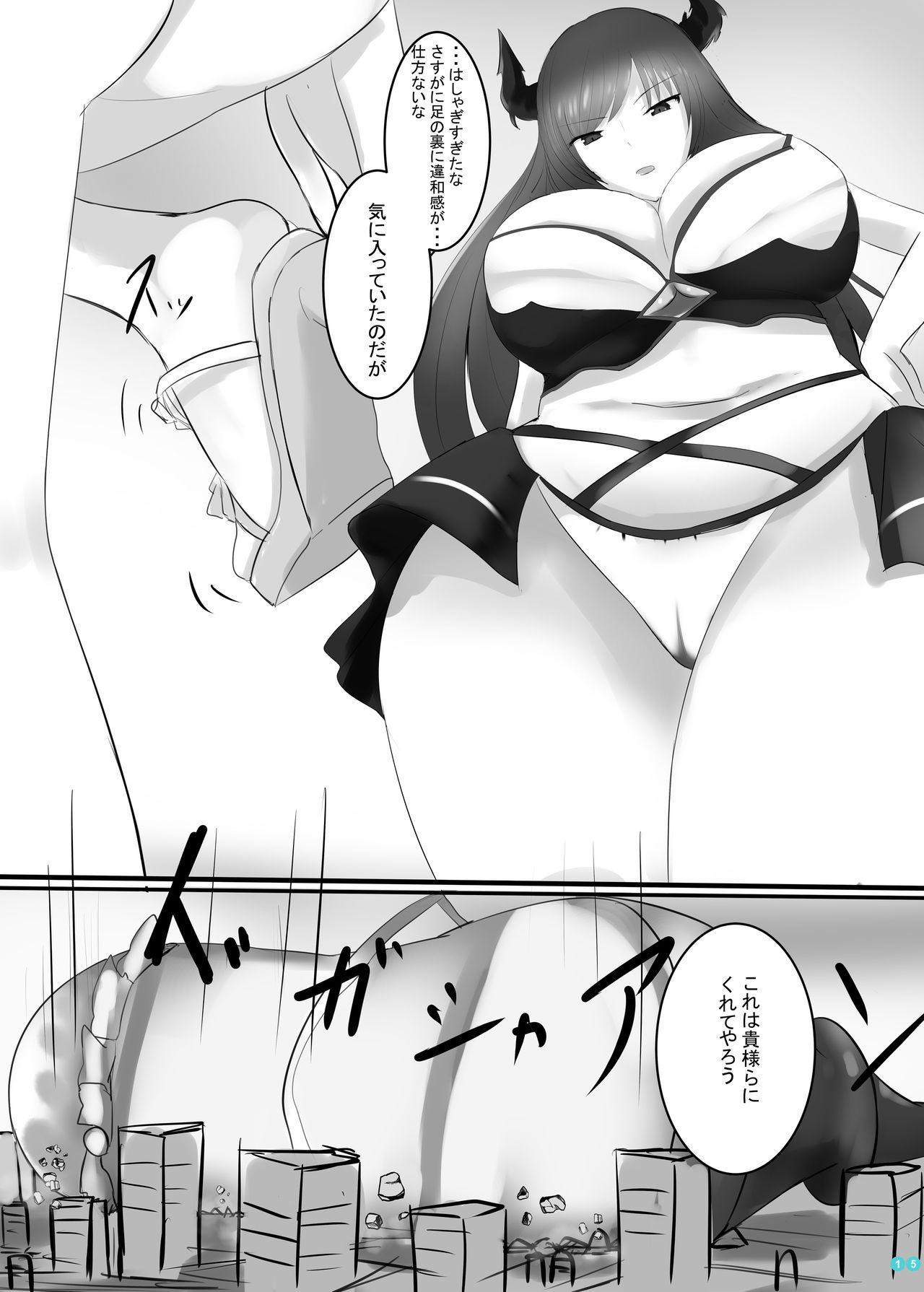 Kyodai  Seishoujuu Goudou 13