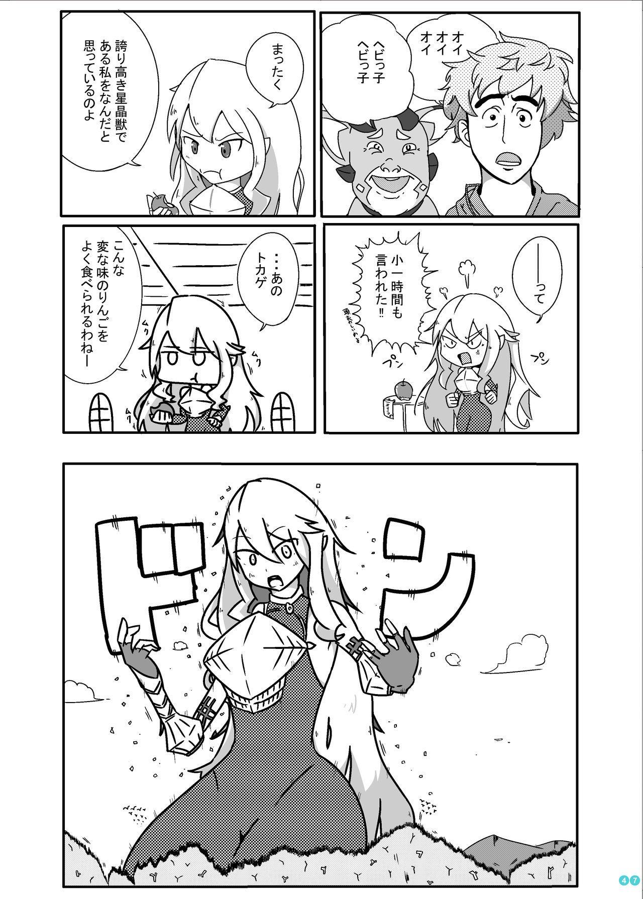 Kyodai  Seishoujuu Goudou 47