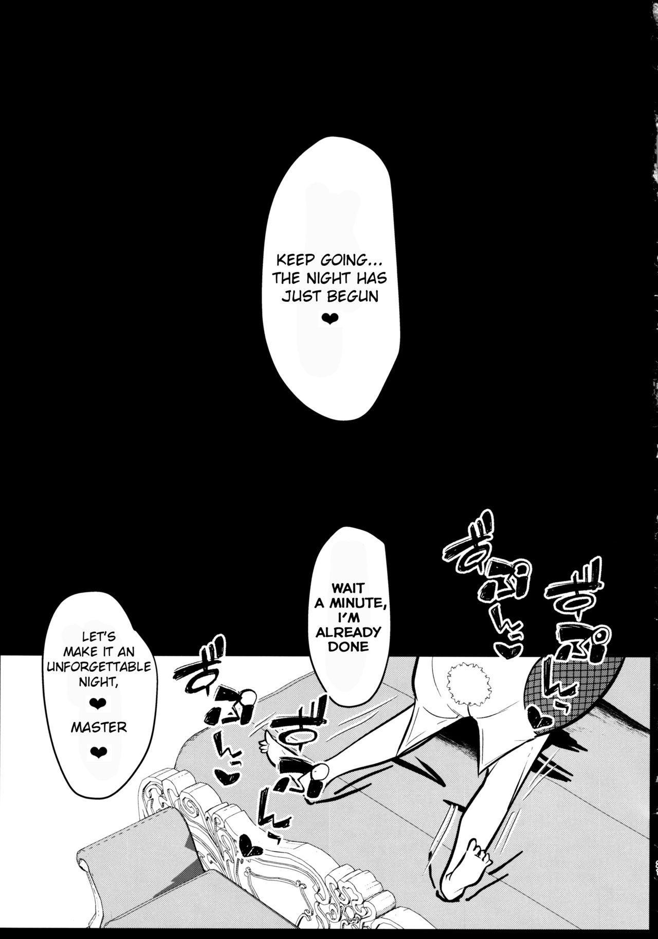 Bunny ni Natta Artoria wa Seiyoku ga Sugoi 19