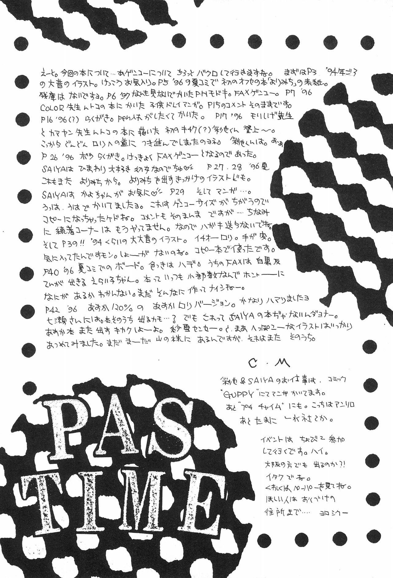 PAS TIME 39