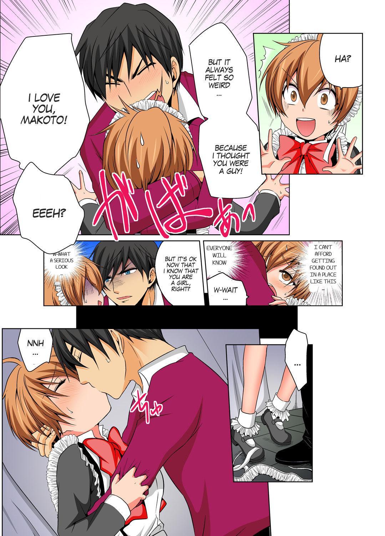 Nyotaika de Ecchi Kenshin!? Mirudake tte Itta no ni... 6   Gender Bender Into Sexy Medical Examination! You said that you were only going to look... 6 6