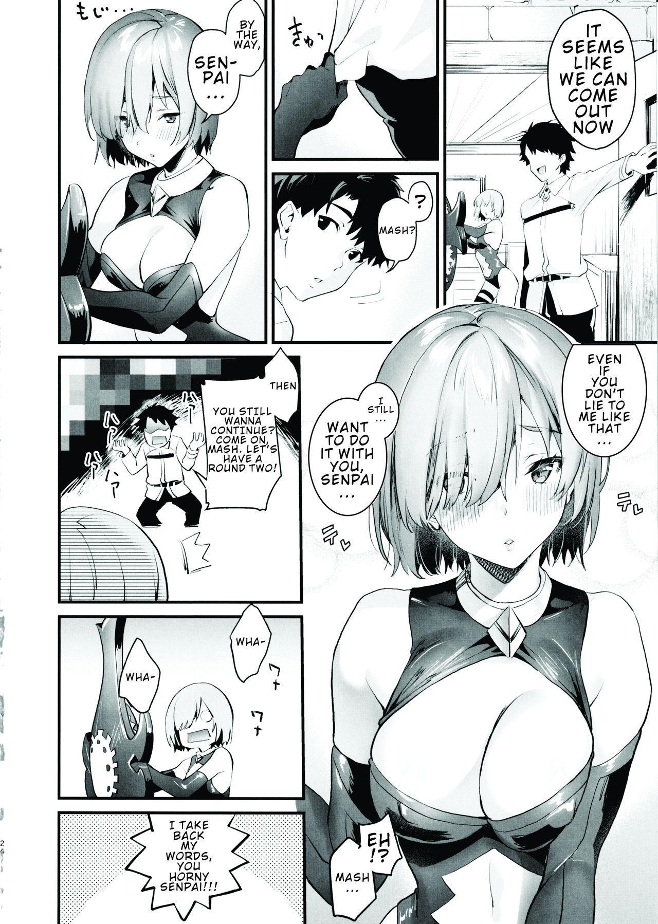 Sex Shinai to Derarenai nara Shikatanai desu ne? 22