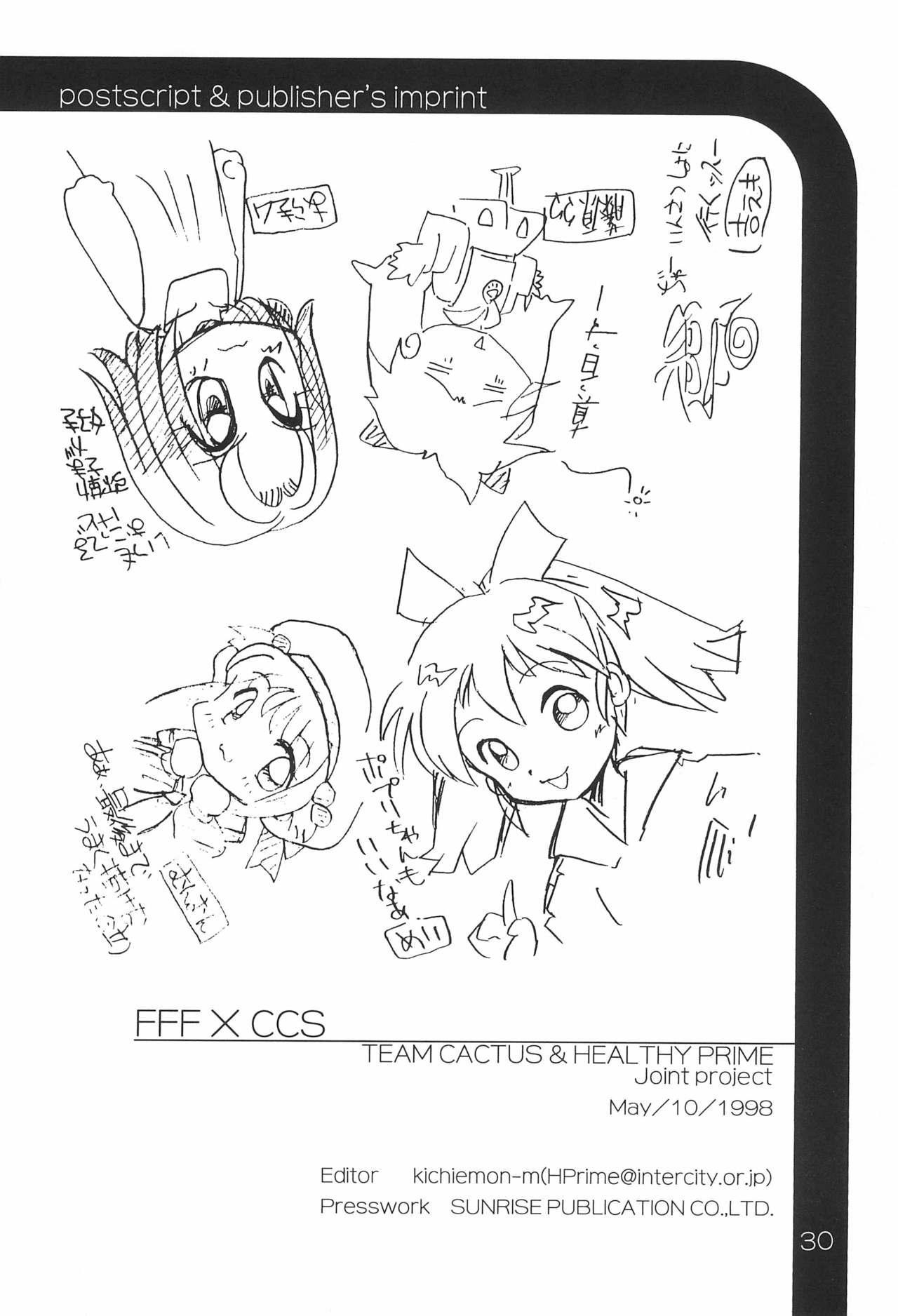 FFF X CCS 29