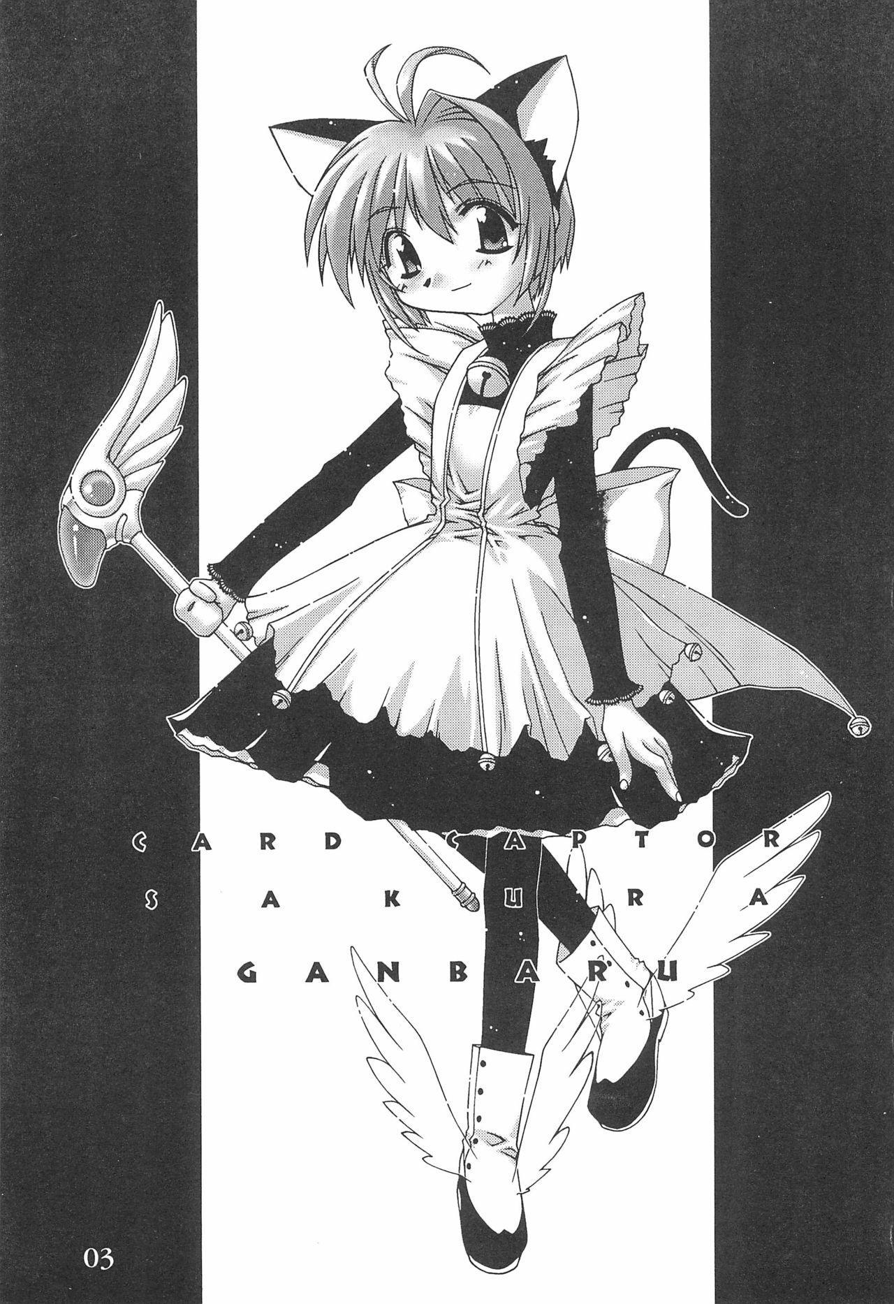 Card Captor Sakura Ganbaru! 2