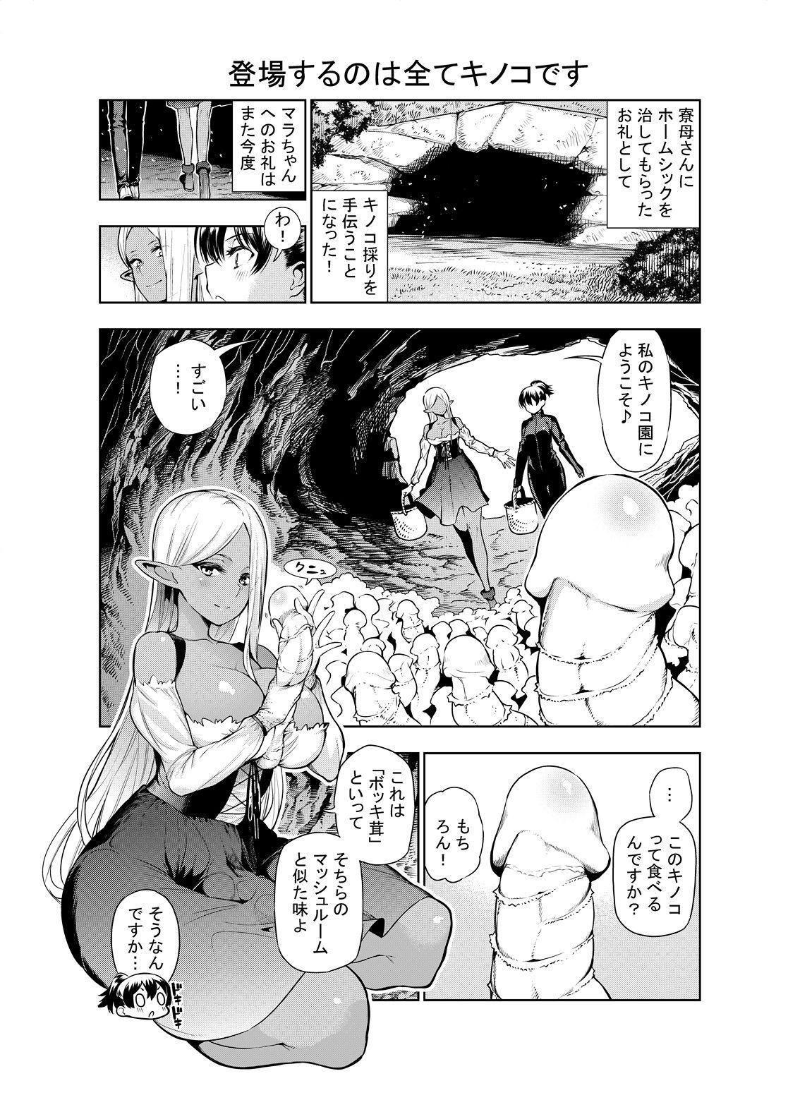 Futanari no Elf 24