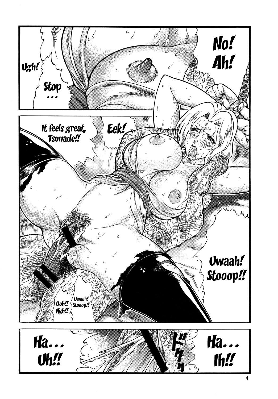 Kunoichi Inmaihen Maki no Ni | Lewd Dance of the Female Ninjas 2 2
