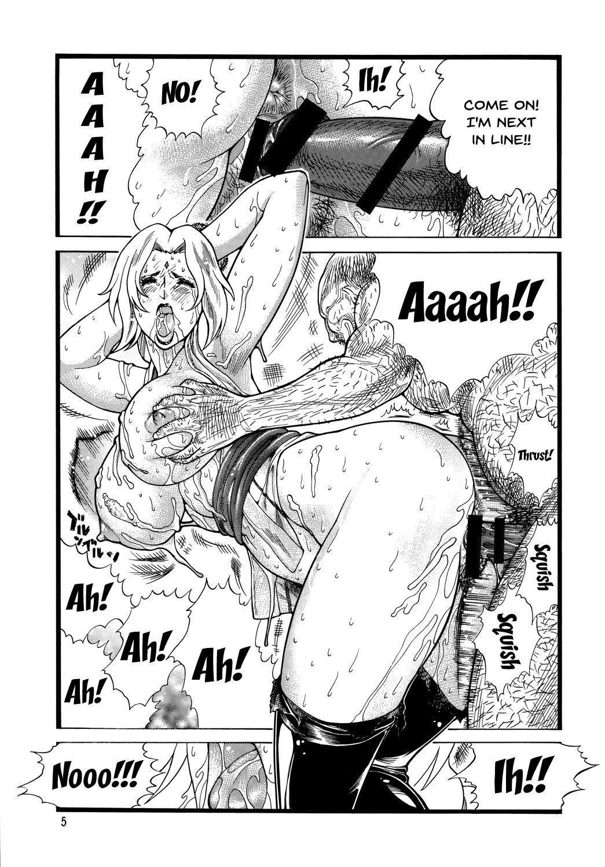 Kunoichi Inmaihen Maki no Ni | Lewd Dance of the Female Ninjas 2 3