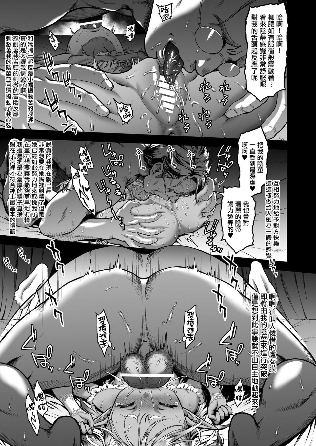 """Yuukyuu no Shou Elf 2 """"Shoukei"""" 10"""
