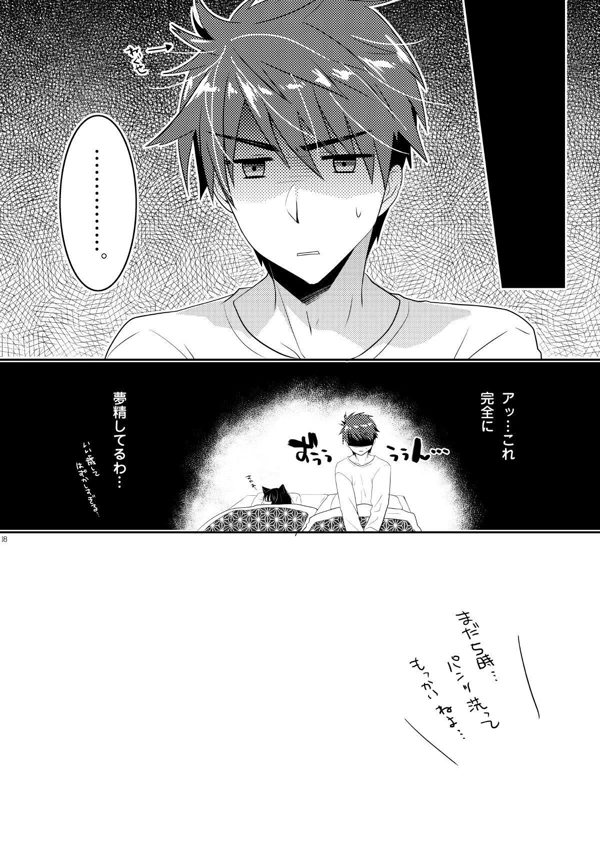 Inu × Neko Ecchi 17