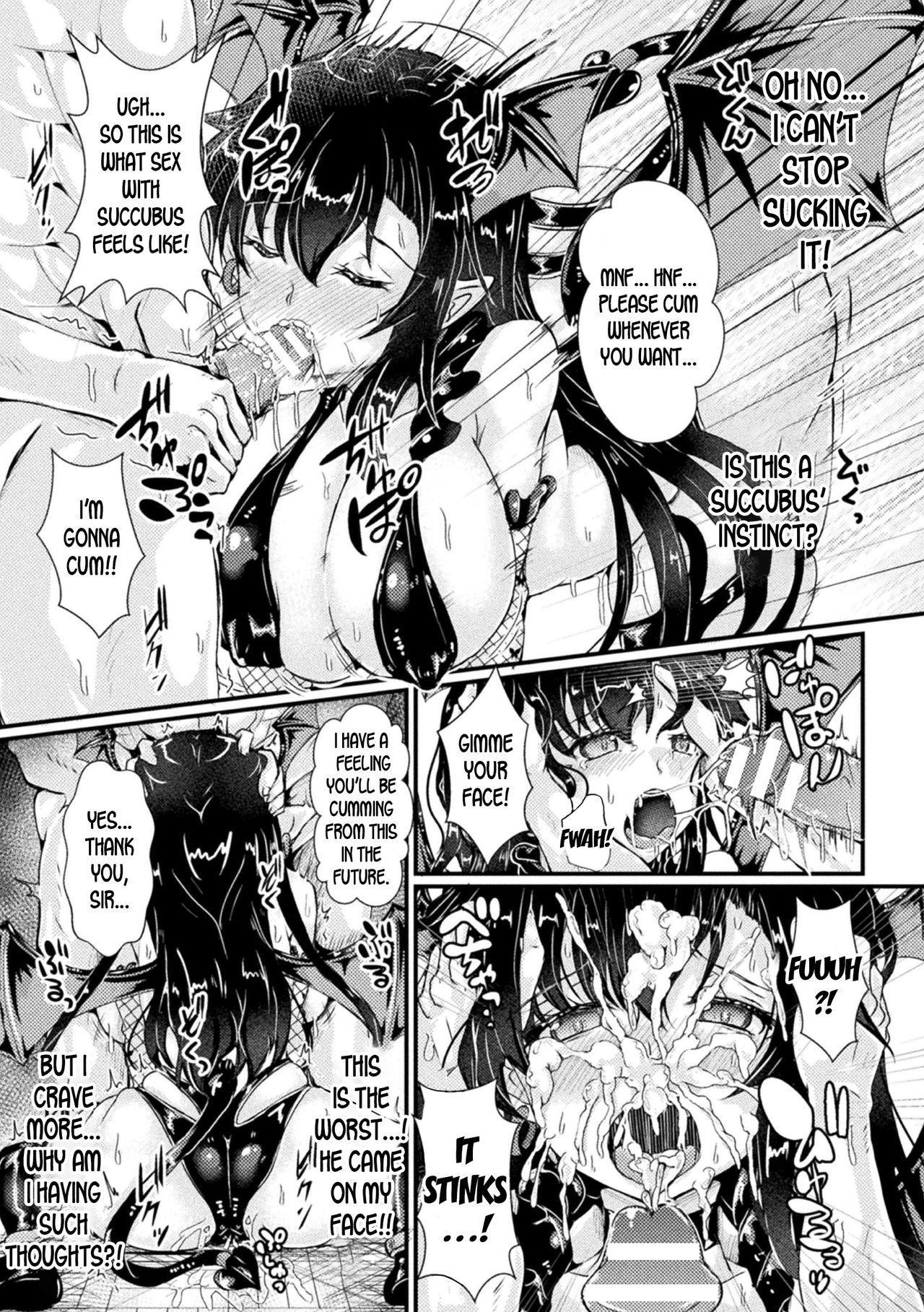 Nyotaika Kishi no Junan Inma Baishunfu Ochi | The Genderbent Knight's Passion Turn into a Succubus and Get Pregnant! 6