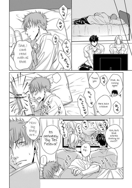 Dekiai Boyfriend Ch. 1 9