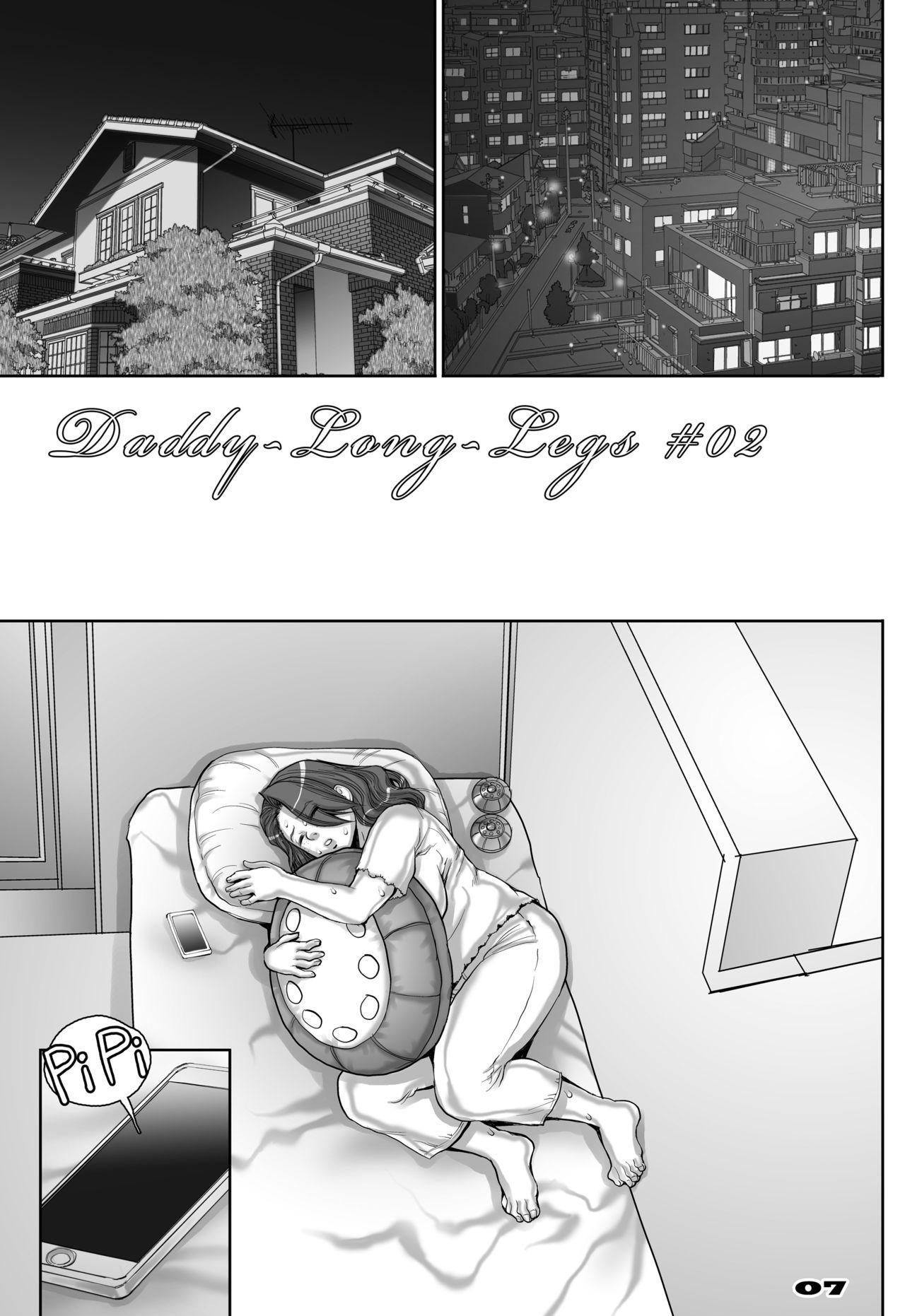 [Studio Tapa Tapa (Sengoku-kun)] Daddy-Long-Legs #2 (Gundam Build Fighters Try) [Digital] 6