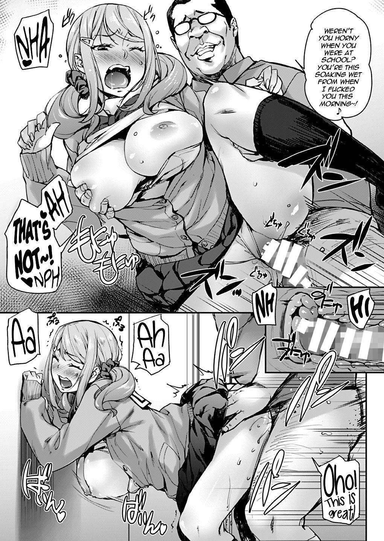 JK Mei no Karada wa Oji no Mono | The JK Niece's body is Ojisan's 9