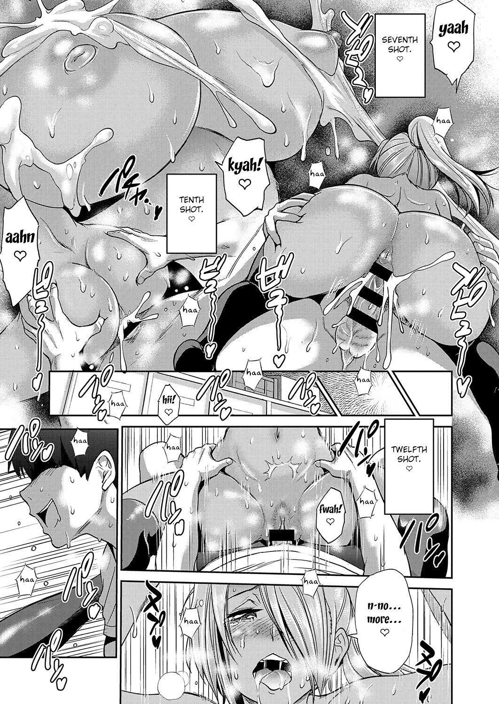 [DISTANCE] Jyoshi Luck! ~2 Years Later~ Shirogane-san no Shasei Kanri Nisshi [English] [Fated Circle] [Digital] 52