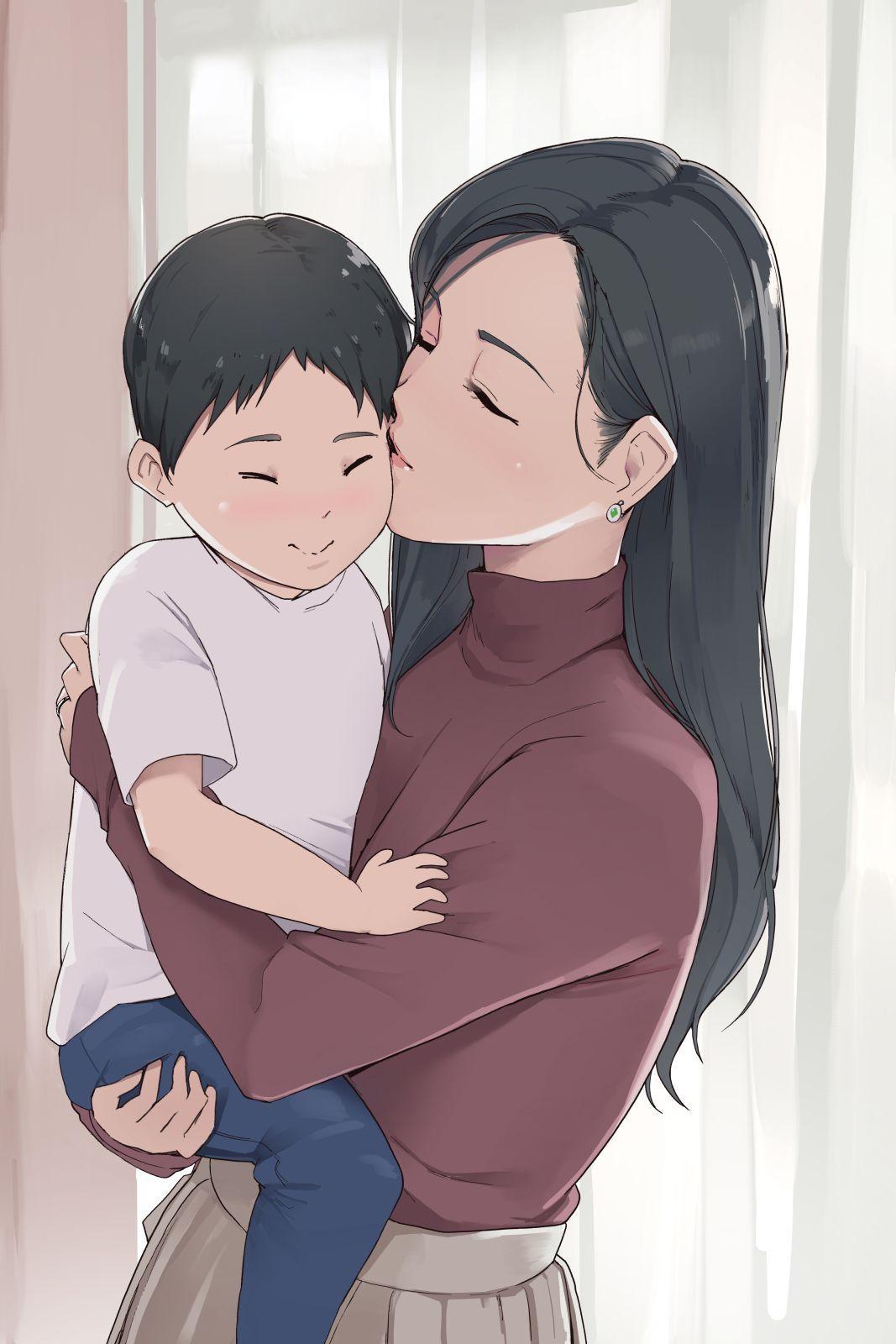 Haha no Kao to Onna no Kao o Tsukaiwakeru Mama no Ohanshi 0