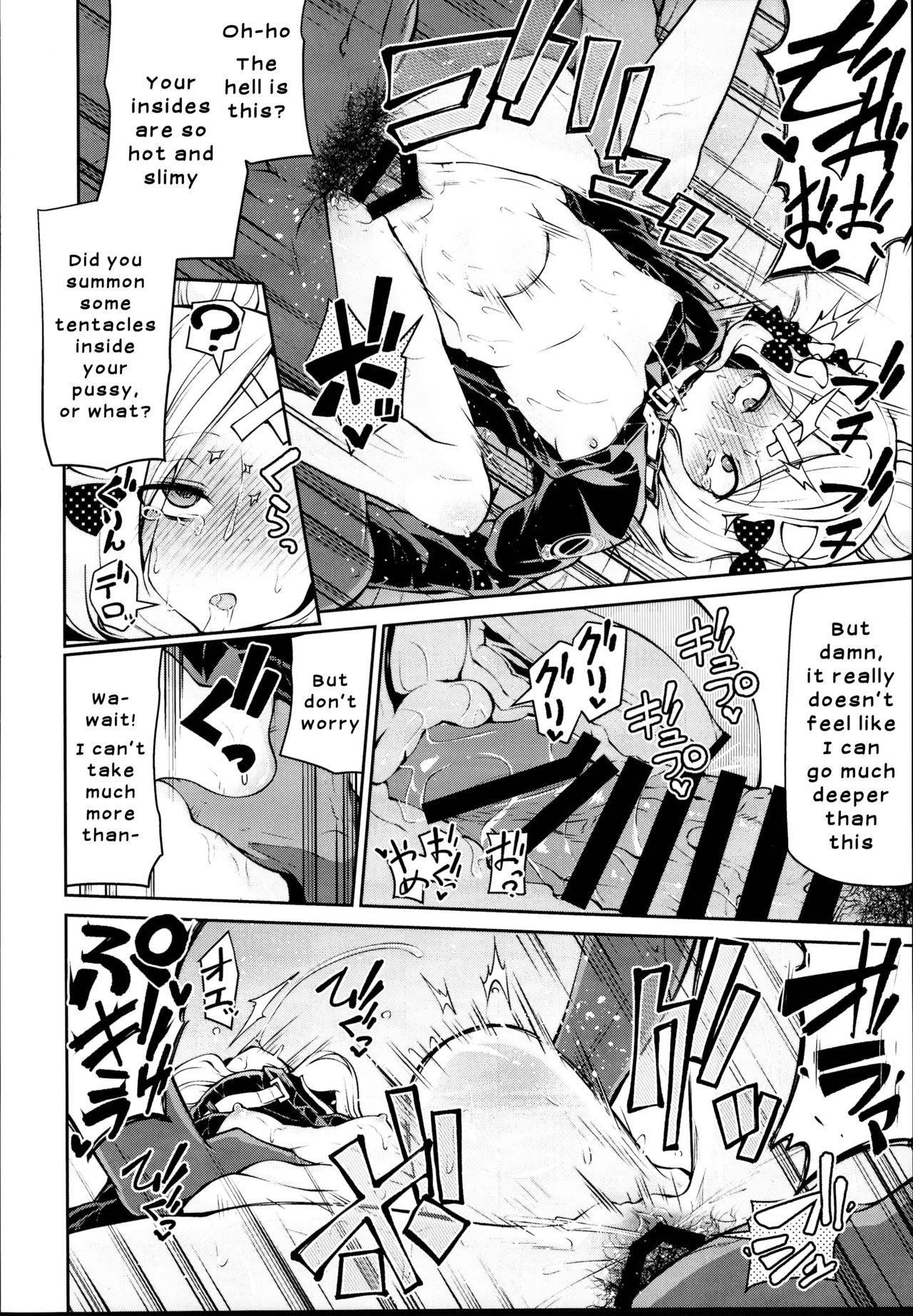 Abby-chan to Ikenai Ko Kouza 11