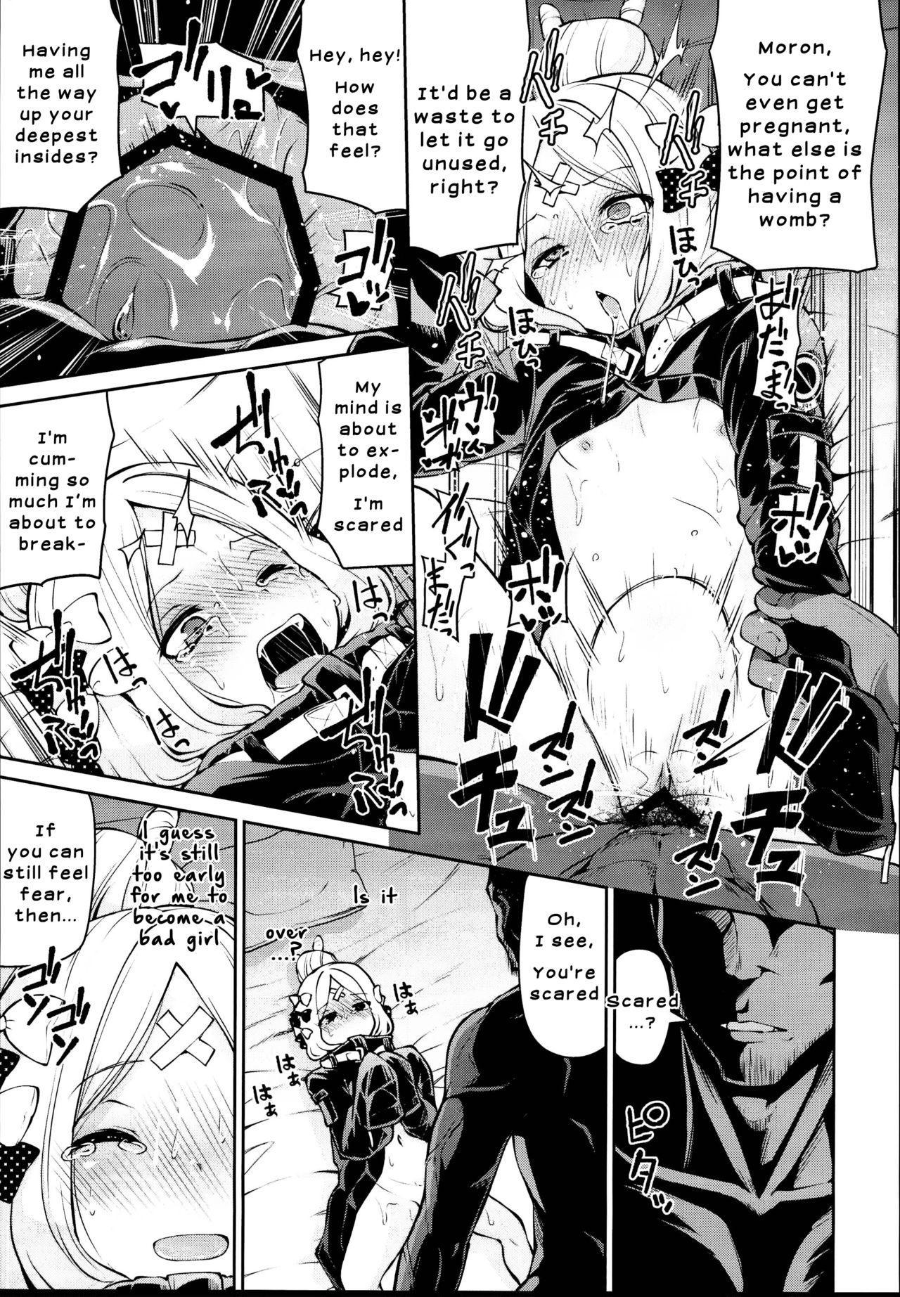 Abby-chan to Ikenai Ko Kouza 12