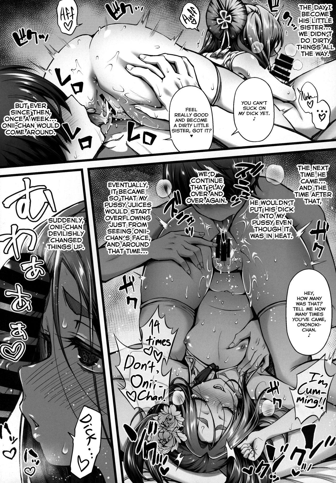 Pachimonogatari Part 19: Yotsugi Sale 9
