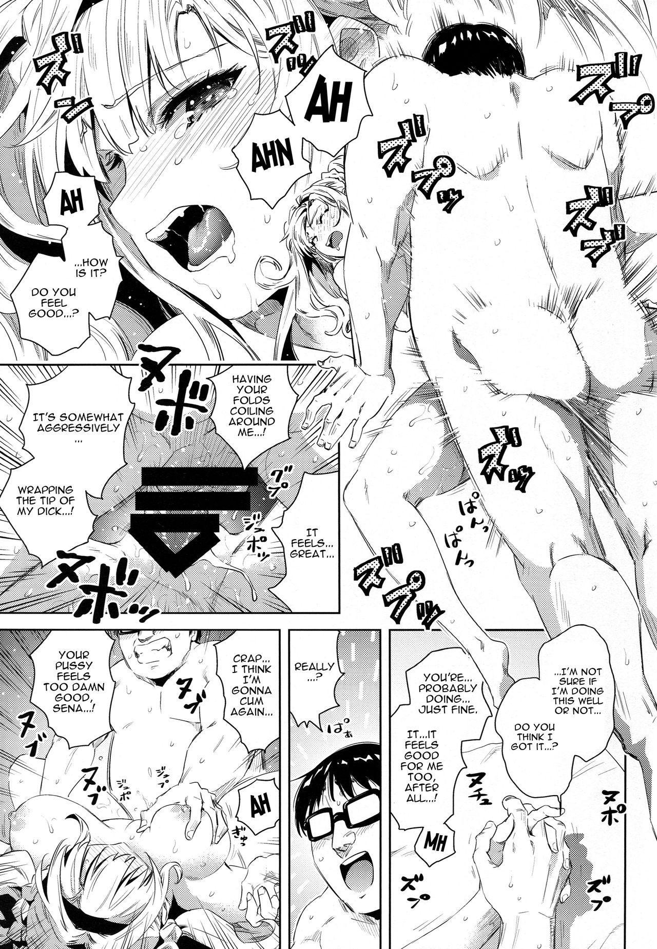 Hisashiburi ni Atta Itoko ga Hobo Zeta datta    My Cousin That I Haven't Seen in a While Was Pretty Much Like Zeta 19
