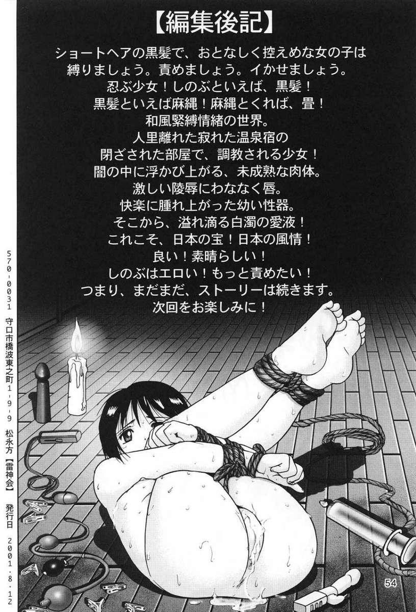 Mazo Shino Ichi 53