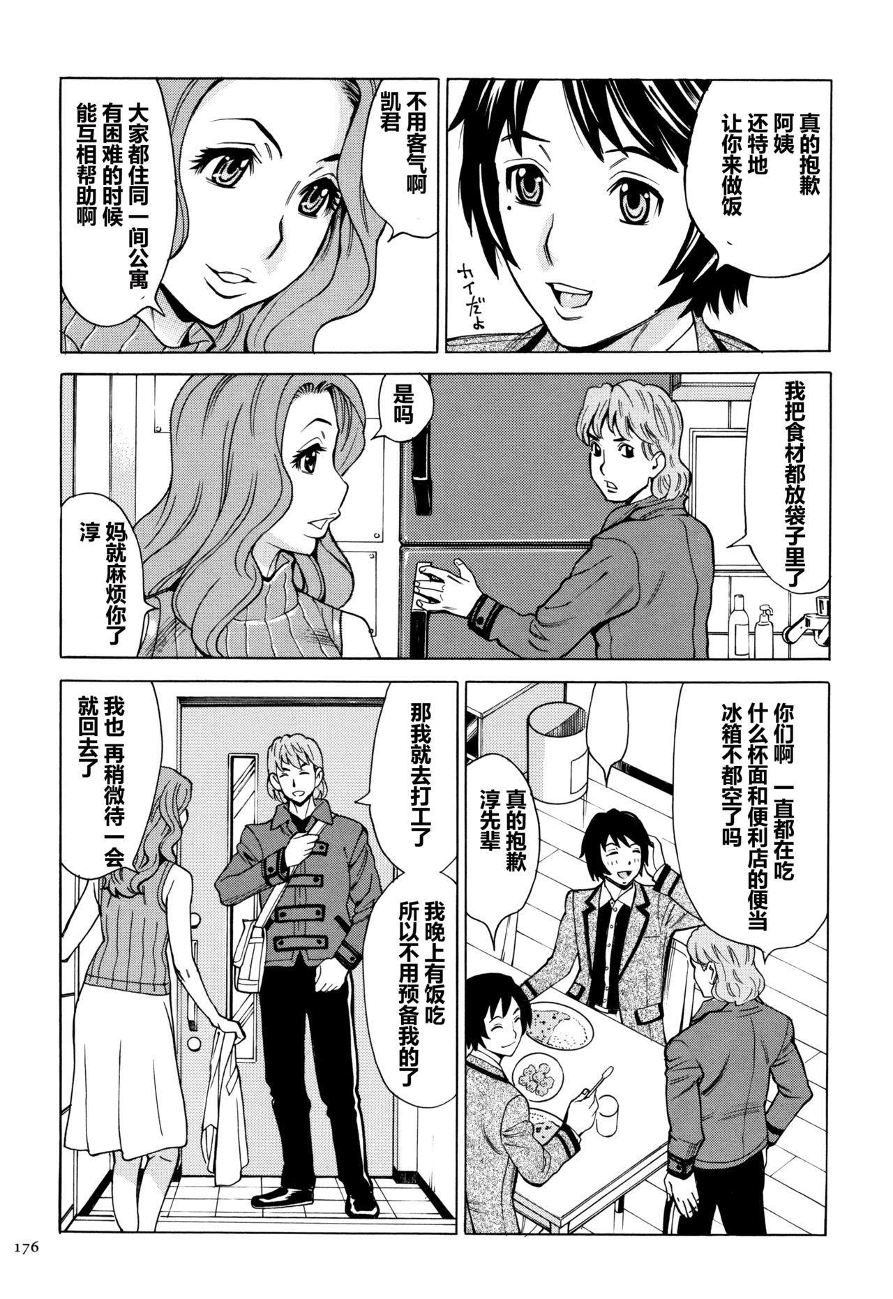 Oba-san dakedo, Daite Hoshii. 176
