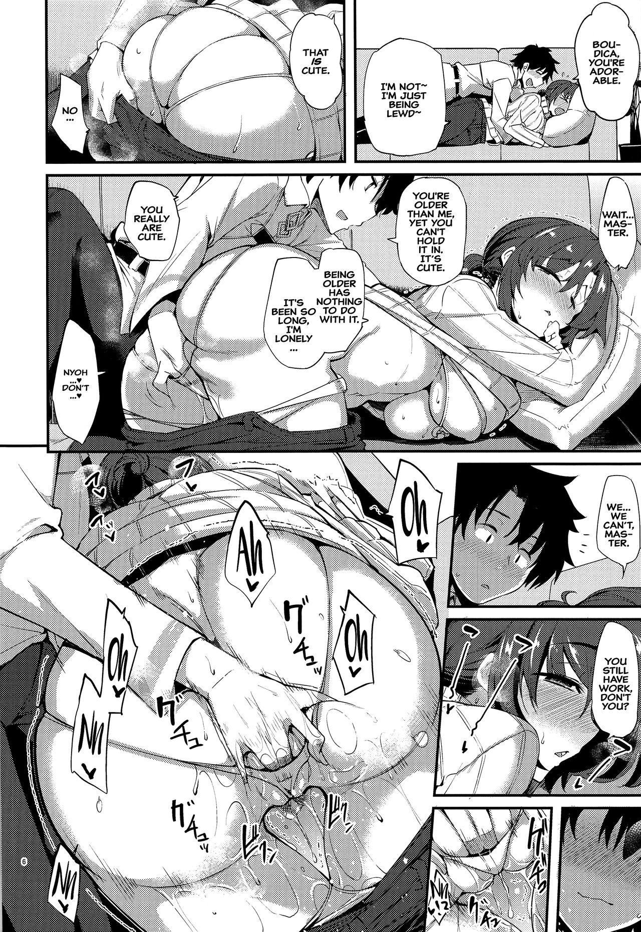 Boudica to Tsukiaidashite Kekkou Tachimashita.   It's Been A While Since I Started Dating Boudica. 4