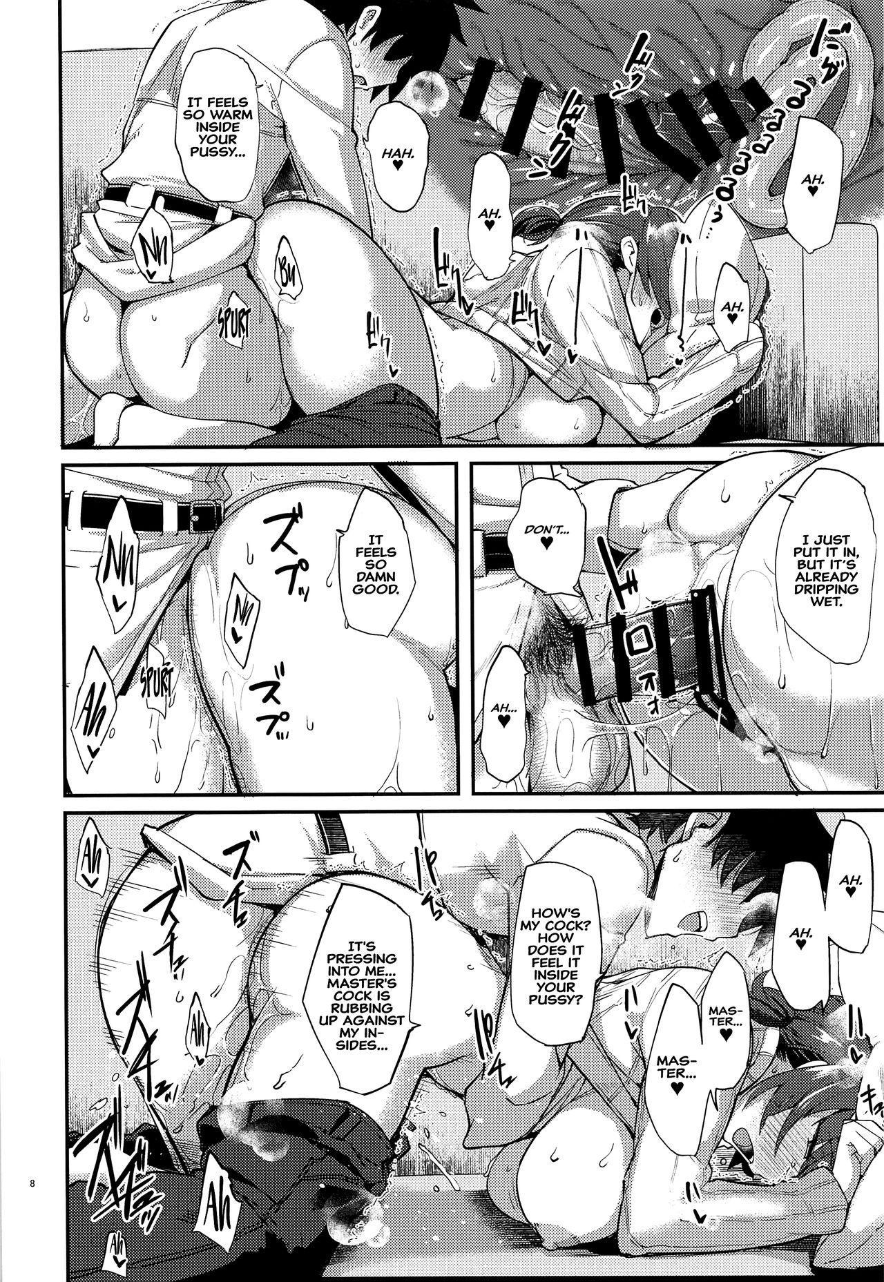 Boudica to Tsukiaidashite Kekkou Tachimashita.   It's Been A While Since I Started Dating Boudica. 6