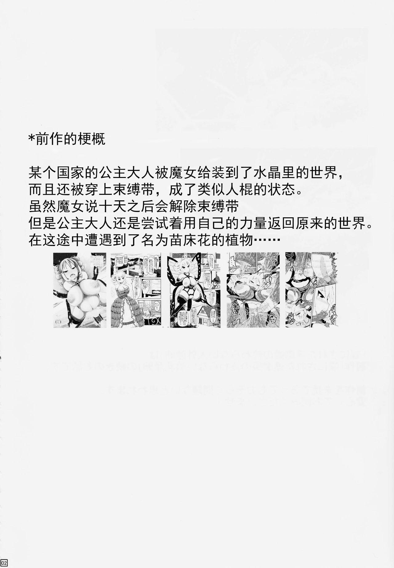 Chou ni Sareta Daruma Hime no Owaranai Funnyuu & Jingai Sanran   人偶蝴蝶姬:永无止境的喷乳&人外产卵 29