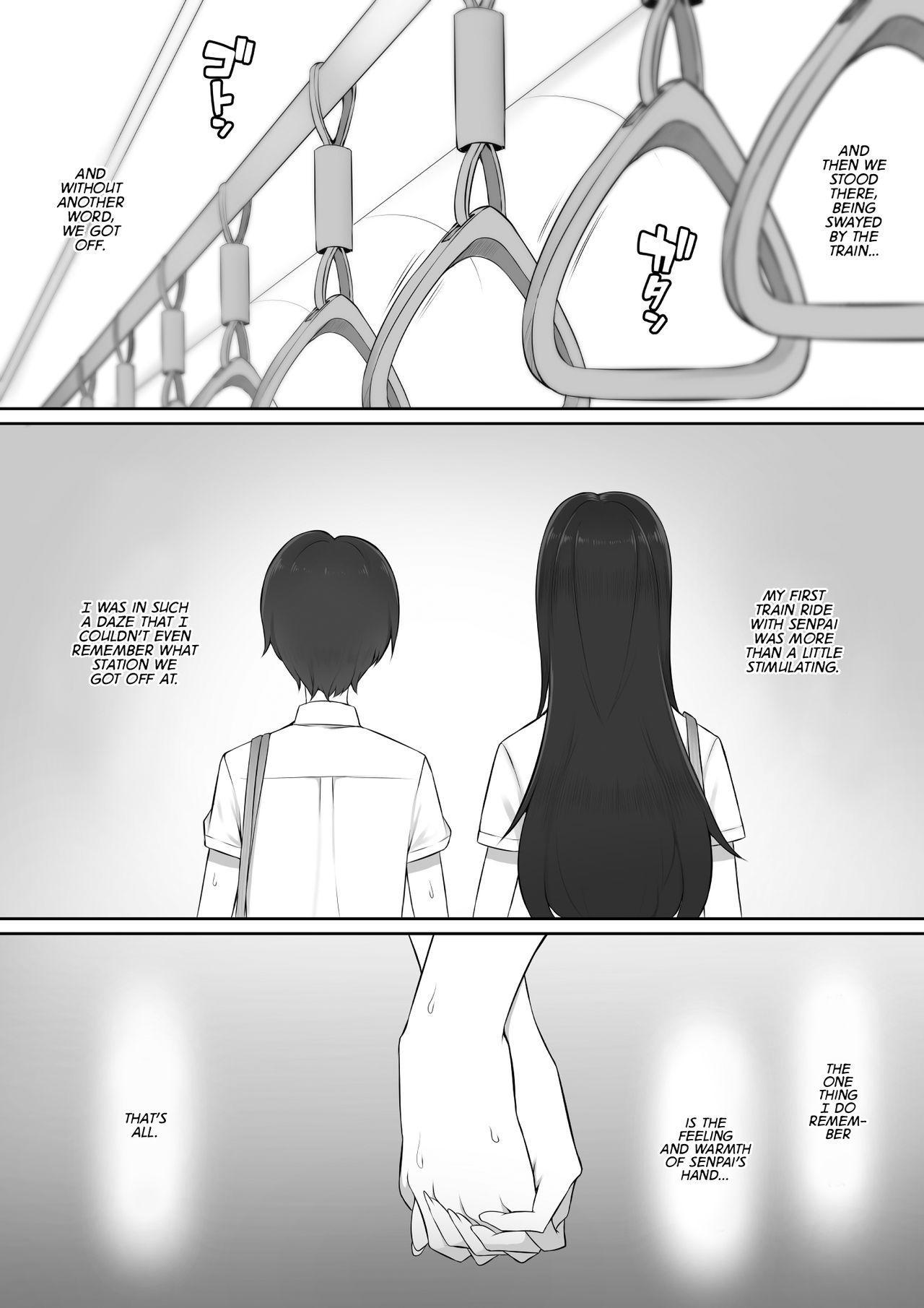 Houkago, Akogare no Senpai ni Tsurerarete- |The Senpai That I Yearn For Brought Me To Her House After School 13